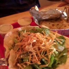 Photo taken at Cafe Rio Mexican Grill by Neomai M. on 9/1/2011