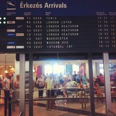 Photo taken at Terminal 2B by Krisztian P. on 7/10/2012