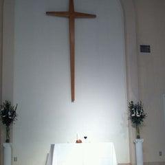 Photo taken at Needham Chapel - Vanguard University by Abby F. on 1/21/2012
