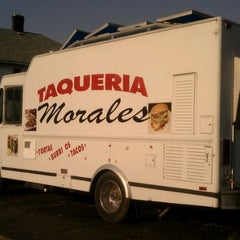 Photo taken at Taqueria Morales by Qatadah N. on 9/2/2011