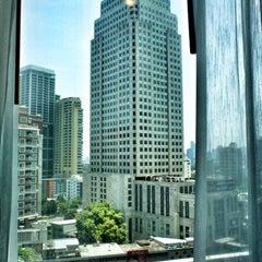 Photo taken at Jasmine City Building (อาคารจัสมินซิตี้) by V' O. on 4/29/2012