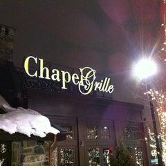 Photo taken at Chapel Grille by Luke R. on 1/23/2012