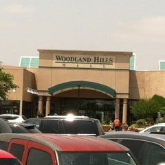 Photo taken at Woodland Hills Mall by Kayla K. on 5/25/2012
