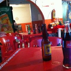 Photo taken at Los Cuñados by Gregorio on 8/18/2012