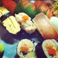 Photo taken at Ichiban Sushi by Anna J. on 4/4/2012