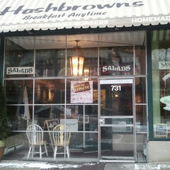 Photo taken at Hashbrowns by Cynthia H. on 1/2/2012