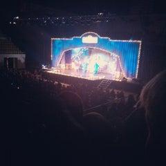 Photo taken at Knoxville Civic Audiotorium & Coliseum by Brad H. on 5/22/2012