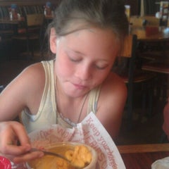 Photo taken at Red Robin Gourmet Burgers by Stacey F. on 8/11/2012