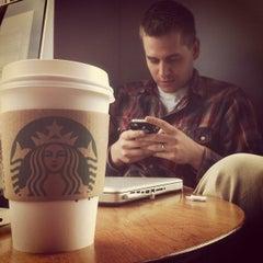 Photo taken at Starbucks by Dan B. on 3/13/2012