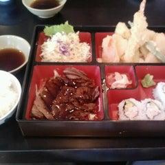 Photo taken at Miyake by Erik V. on 7/9/2012