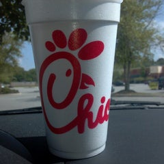 Photo taken at Chick-fil-A by Sarah W. on 8/29/2012