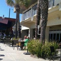 Photo taken at Blu Restaurant & Bar by Danielle J. on 10/6/2011