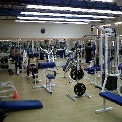Photo taken at Gym Tec De Mty by Felipe M. on 10/20/2011