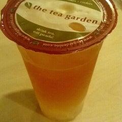 Photo taken at Tea Garden by tlr on 7/4/2012