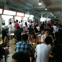 Photo taken at Old Airport Road Market & Food Centre by Daisuke S. on 8/28/2011