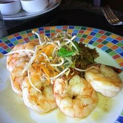 Photo taken at La Laguna Restaurant & Lounge by Silvana F. on 7/29/2012