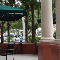 Photo taken at Starbucks by Monica Z. on 6/7/2012