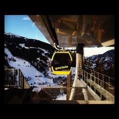 Photo taken at Skigebiet Schlossalm - Angertal / Ski amadé by Irina S. on 2/24/2012