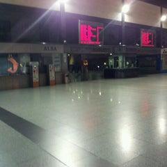Photo taken at Estación de Autobuses de Valencia by Luis G. on 10/20/2011