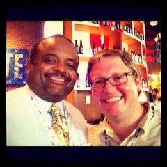 Photo taken at CNN Grill @ DNC (Vida Cantina) by Scott P. on 9/6/2012