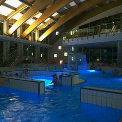 Photo taken at Velence Resort & Spa**** by Gabor P. on 1/2/2012
