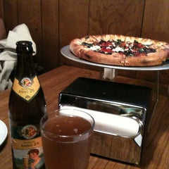 Photo taken at Applewood Pizza by Marco A. on 10/11/2011