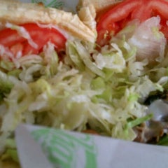 Photo taken at Charley's Grilled Subs by Melissa C. on 10/18/2011
