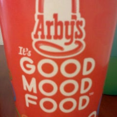 Photo taken at Arby's by Heather W. on 2/4/2012