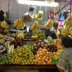 Photo taken at Mercado de Santa Tere by brendAdriana M. on 7/6/2012
