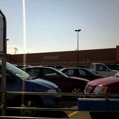 Photo taken at Walmart Supercenter by Kaylyn S. on 9/28/2011