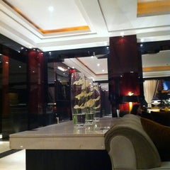 Photo taken at Hyatt Regency Casablanca by Claude M. on 6/19/2011