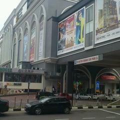Photo taken at Dataran Pahlawan Melaka Megamall by Debz S. on 7/1/2012