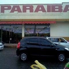Photo taken at Armazém Paraíba by Joceyna G. on 1/16/2012