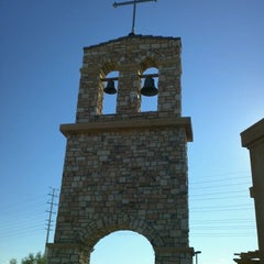 Photo taken at St. Francis Of Assisi Church by Craig K. on 9/20/2011