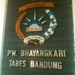 Photo taken at Polwiltabes Bandung by Guriang S. on 9/21/2011