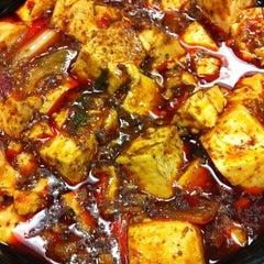 Photo taken at Mapo Tofu by Yu S. on 10/15/2011
