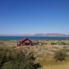 Photo taken at Bear Lake by Candace B. on 7/3/2012