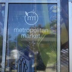 Photo taken at Metropolitan Market by Joel B. on 7/5/2012