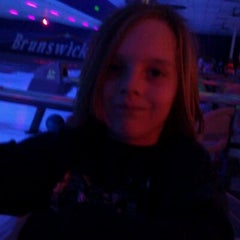 Photo taken at Brunswick Zone by Rob H. on 12/31/2011