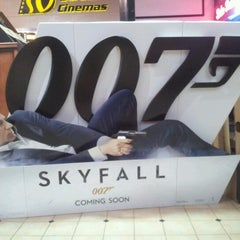 Photo taken at Golden Screen Cinemas (GSC) by azrul s. on 9/1/2012