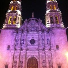 Photo taken at Plaza de Armas by Jose G. on 5/13/2011