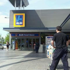Photo taken at ALDI by ingrid ursula h. on 3/11/2012