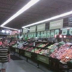 Photo taken at H-E-B by Miranda M. on 9/26/2011