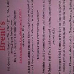 Photo taken at Brent's Fine Food by SkruGGler C. on 2/18/2012