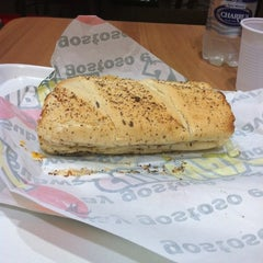 Photo taken at Subway by Adagir B. on 8/13/2012