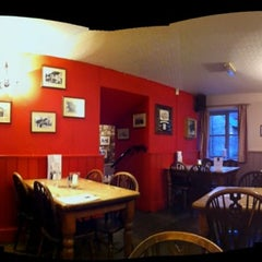 Photo taken at The New Inn by Richard D. on 5/4/2012