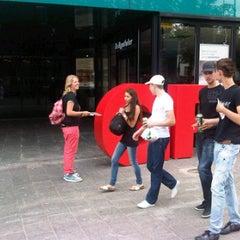 Photo taken at Metrostation Spijkenisse Centrum [C, D] by John. d. on 7/28/2012