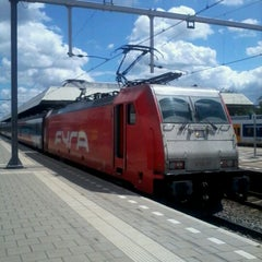 Photo taken at Intercity Direct Breda - Amsterdam Centraal by Lesley E. S. on 7/12/2012