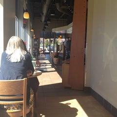 Photo taken at Starbucks by Peter B. on 3/23/2012