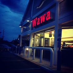 Photo taken at Wawa Food Market by Stevie S. on 7/16/2012